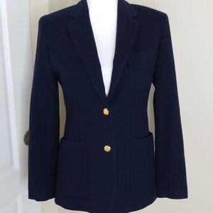 Vintage Ralph Lauren Wool Blazer size 2P